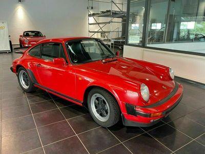 gebraucht Porsche 911 Carrera 3,2 Ltr. H-Zulassung