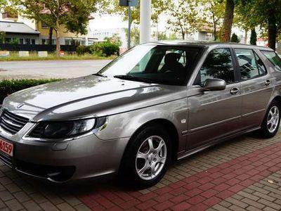 gebraucht Saab 9-5 Kombi 2.0t/Kupplungsschaden/Händler Oder Export