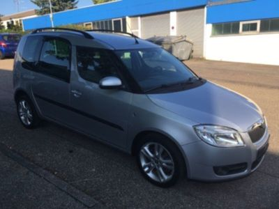 gebraucht Skoda Roomster Style Plus Edition 1.HD