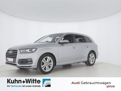 gebraucht Audi Q7 3.0 TDI quattro S Line *AHK,Standheizung,BOSE,Xenon*