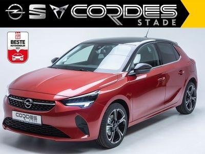 gebraucht Opel Corsa-E Elegance 1.2 Kamera Klima PDC Tempomat DAB