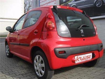 gebraucht Peugeot 107 ZV, eFH, Klima, CD
