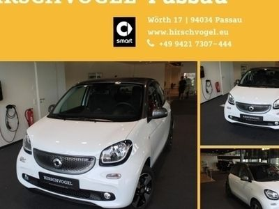 used Smart ForFour 66 kW passion+PDC+Cool&Audio+LED&Sensor