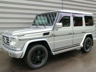 gebraucht Mercedes G500 original 85900 KM!!!
