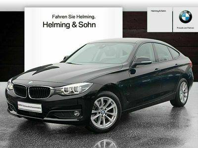 gebraucht BMW 320 Gran Turismo d LED AHK Navi Prof. Keyless Entry