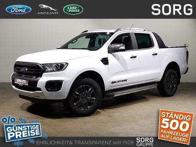 gebraucht Ford Ranger Wildtrak DK*ACC*NAVI*AUTOM*-25%