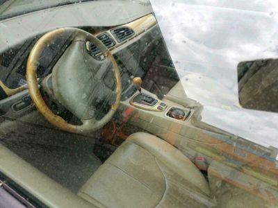gebraucht Jaguar S-Type v6 Bastlerfahrzeug