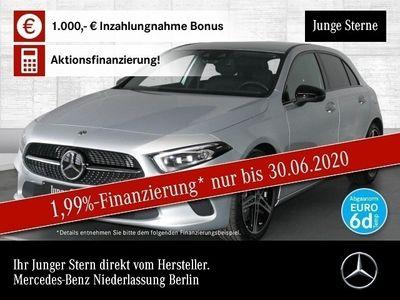 gebraucht Mercedes A250 Progressive 360° Multibeam Navi Premium AHK