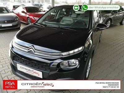 gebraucht Citroën C3 FEEL Pure Tech 83 S&S*SHZ*DAB*