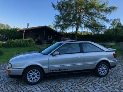 gebraucht Audi Quattro 2,3 rostfrei!