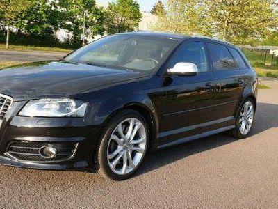 gebraucht Audi S3 (mit Austauschmotor !!2J Garantie!!)