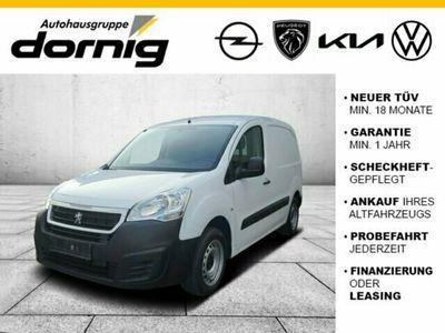 gebraucht Peugeot Partner L1 Premium,Laderaumtrennwand