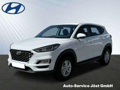 gebraucht Hyundai Tucson Tucson1.6 GDI -KLIMAAUTOM.-BLUETOOTH-SPURH.ASS