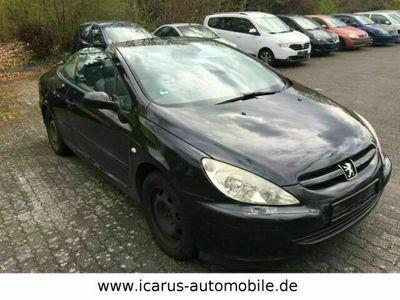 gebraucht Peugeot 307 CC Cabrio-Coupe Basis