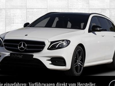 gebraucht Mercedes E200 AMG Line LED NAVI Kamera BusinessP