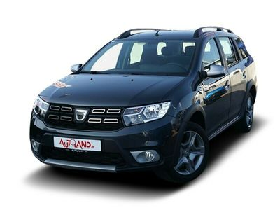 gebraucht Dacia Logan TCe 90 MCV Stepway Navi Tempomat Bluetooth