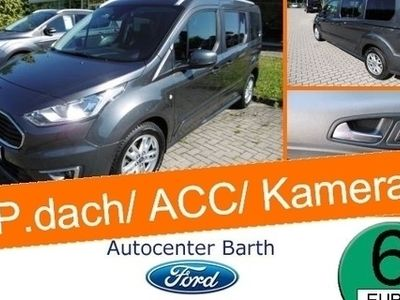 gebraucht Ford Tourneo Connect Grand 1.5TDCi Titanium EcoBl ACC N
