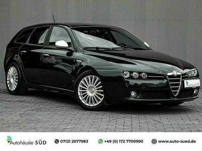 gebraucht Alfa Romeo 159 Sportwagon 1.9 JTDM 16V ti   Navi   Xenon  