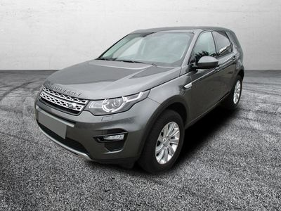 gebraucht Land Rover Discovery Sport TD4 Automatik 4WD HSE Luxury Xenon Bluetooth PDC Klima DPF