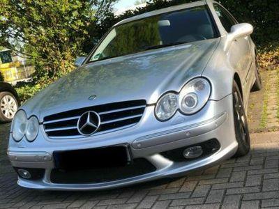gebraucht Mercedes CLK320 Mercedes benzLPG Prins Amg Avantgarde
