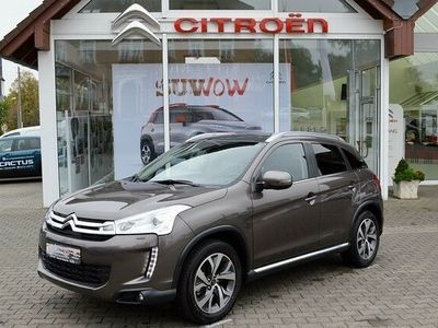 gebraucht Citroën C4 Aircross Exclusive eHDi 115 S&S 4WD