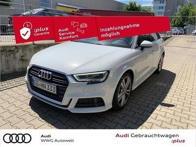 gebraucht Audi A3 Sportback Sport 35 TFSI S tronic,