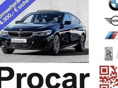 gebraucht BMW 630 Gran Turismo GT xDrive A M-Sportpaket NaviProf Leder Panoramadach LED Scheinwerfer
