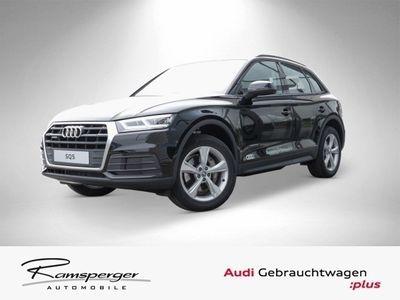 gebraucht Audi Q5 40 TDI quattro 140(190) kW(PS) S tronic