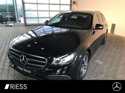 gebraucht Mercedes E220 T-Modell Avantgarde+Burmester+LED+Kamera