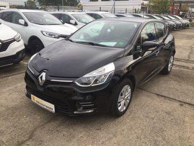 gebraucht Renault Clio IV 0.9 Limited Klimaanlage Navigation