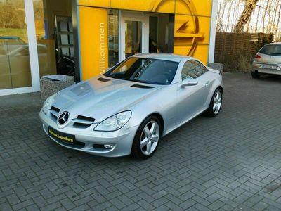 gebraucht Mercedes SLK200 Roadster Kompressor