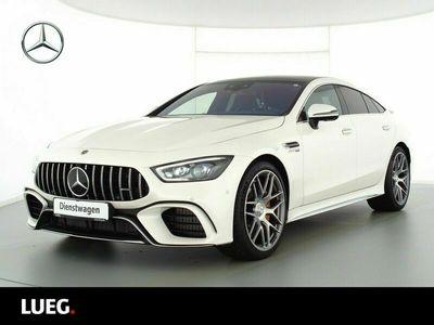 gebraucht Mercedes AMG GT 63 S 4M+ 21''+KERAMIK+PANO+PERF.SITZ+HUD