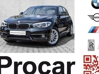 käytetty BMW 118 1er d Advantage