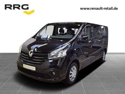 second-hand Renault Trafic GRAND KOMBI 3 1.6 DCI 125 EXPRESSION L2H1 2.9T Eu