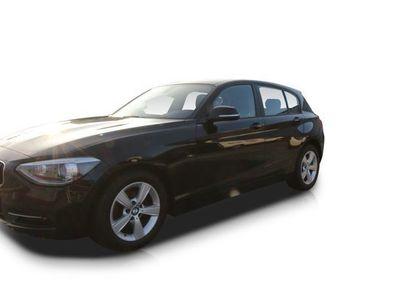 gebraucht BMW 118 Baureihe 1 Lim. 5-trg. d