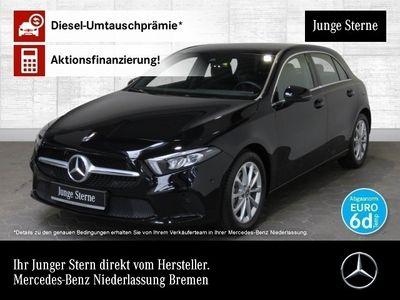 gebraucht Mercedes A180 Progressive LED Spurhalt-Ass PTS Sitzh Temp
