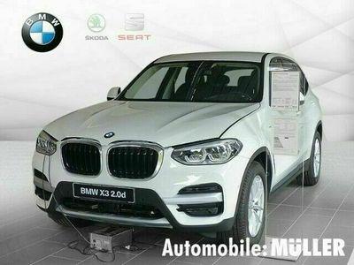 gebraucht BMW X3 -xDrive20d Advantage (UPE: 60.340€) LED Navi P