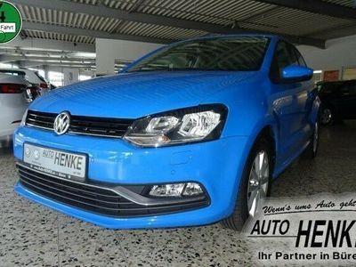 gebraucht VW Polo LOUNGE 1.0 TSI BMT Klima Einparkhilfe