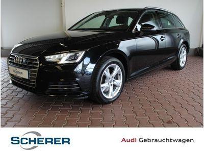 gebraucht Audi A4 Avant 2.0 TDI AHK, NAVI, XENON, PDC, SHZ, LM