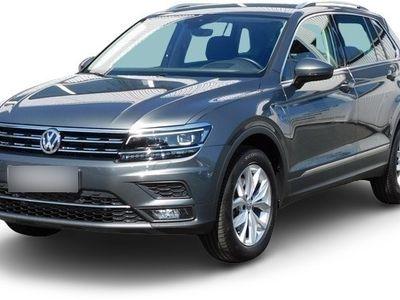 gebraucht VW Tiguan Tiguan2.0TDI 4M DSG Highline AHK+DCC+HEAD-UP