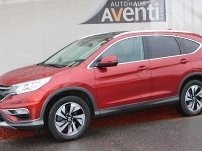 gebraucht Honda CR-V Executive 4WD 1.6 i-DTEC *Automatik*Xenon*