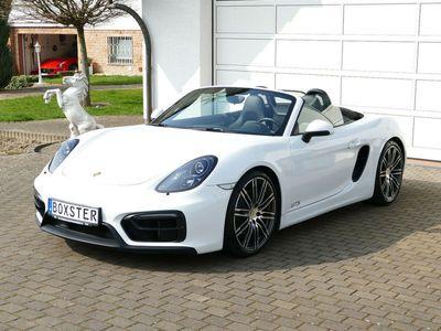 """gebraucht Porsche Boxster GTS PDK *20""""Turbo+PCM+Bose ! Top Zustand"""