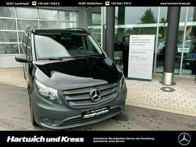 gebraucht Mercedes Vito Tourer 116 CDI Pro extralang Autom.°RFK°NAV BC