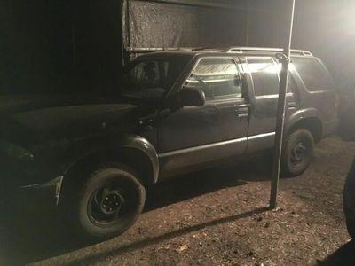 gebraucht Chevrolet Blazer S10