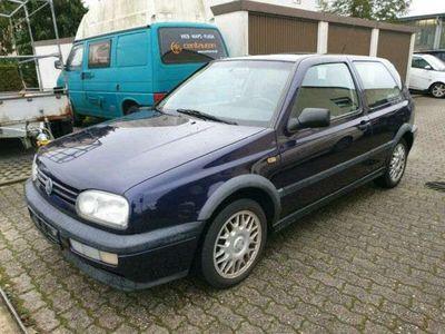 gebraucht VW Golf III 1,6 GT Special*GSD*EASP*MFA*original