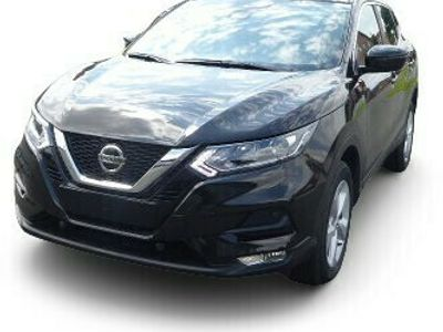 gebraucht Nissan Qashqai QashqaiAcenta 13 DIG-T + Sitzheizung - Kamera - Parkpilot