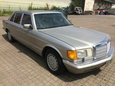 używany Mercedes 420  rostfrei, aus Zeitgründen abzugeben