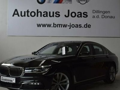 gebraucht BMW 750 d xDrive Limousine Touch Command Head-Up DAB