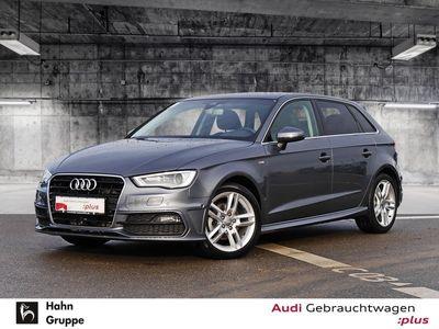 gebraucht Audi A3 Sportback 2.0TDI EU6 S-Trc S-Line Xen Navi Pano Si