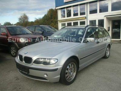 gebraucht BMW 316 Baureihe 3 touring i